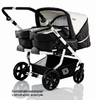 Babywelt Moon pushchair Twin Mud & Sand 2013 - 大图像 3