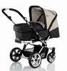 Babywelt child s pushchair Driver + carrycot Jeans 2013 - 大图像 2