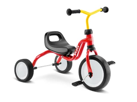 PUKY Play and Learning Tricycle Fitsch - * The PUKY Fitsch is suitable for your treasure from a body size of approx. 80 cm and trains several movements at the same time.*