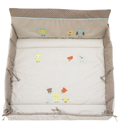 Alvi playpen inlay Plus Birds 2014 - 大圖像