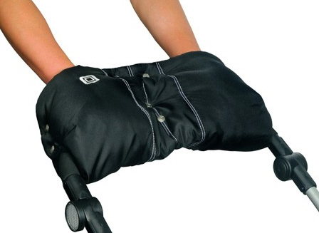 Babywelt Moon Arctic glove Black 2013 - 大图像
