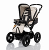 Babywelt Moon child s pushchair Air + carrycot Jet Set 2013 - 大图像 1