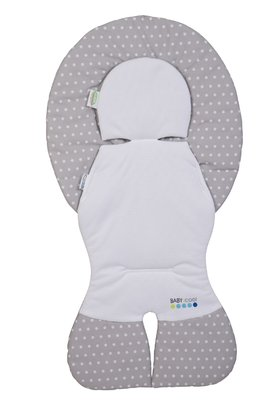 Odenwälder Babycool-cover for baby car seat Silber 2014 - large image