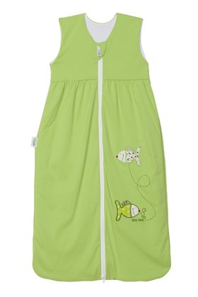 Odenwälder Sleeping bag Anni Cool Limette 2013 - 大圖像