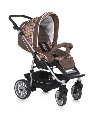 Teutonia Pushchair Fun System Cool & Classic 4930_Country Picknic 2013 - большое изображение