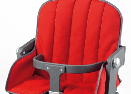 Geuther Seat reducer for Tamino - The Geuther seat insert have been developed especially for the Geuther highchair Tamino.