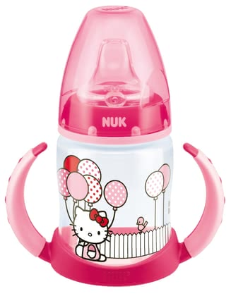 NUK Hello Kitty First Choice Trinklernflasche 2014 - Großbild