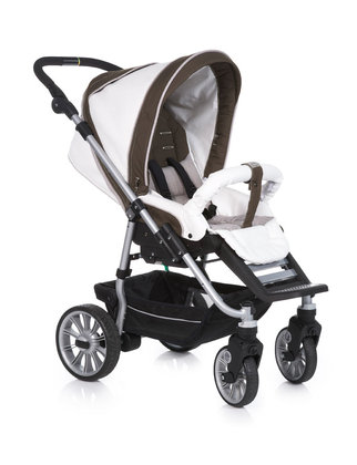 Teutonia Pushchair Fun System Chic & Smart 4945_St. Tropez 2013 - большое изображение