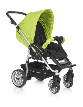 Teutonia Pushchair Fun System Active & Dynamic 4960_Fresh Green 2013 - большое изображение