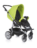 Teutonia Pushchair Fun System Active & Dynamic 4960_Fresh Green 2013 - большое изображение 1