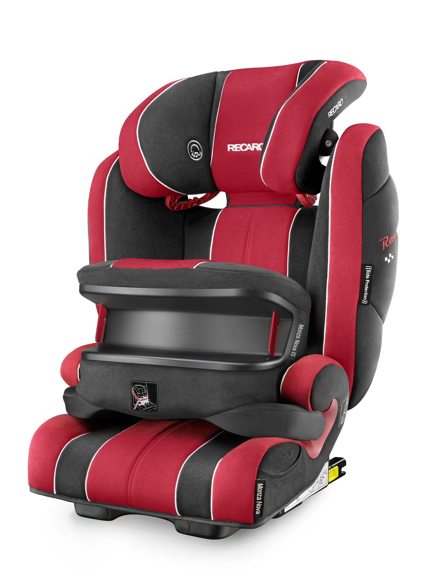 recaro kindersitz monza nova is seatfix 2017 racing. Black Bedroom Furniture Sets. Home Design Ideas