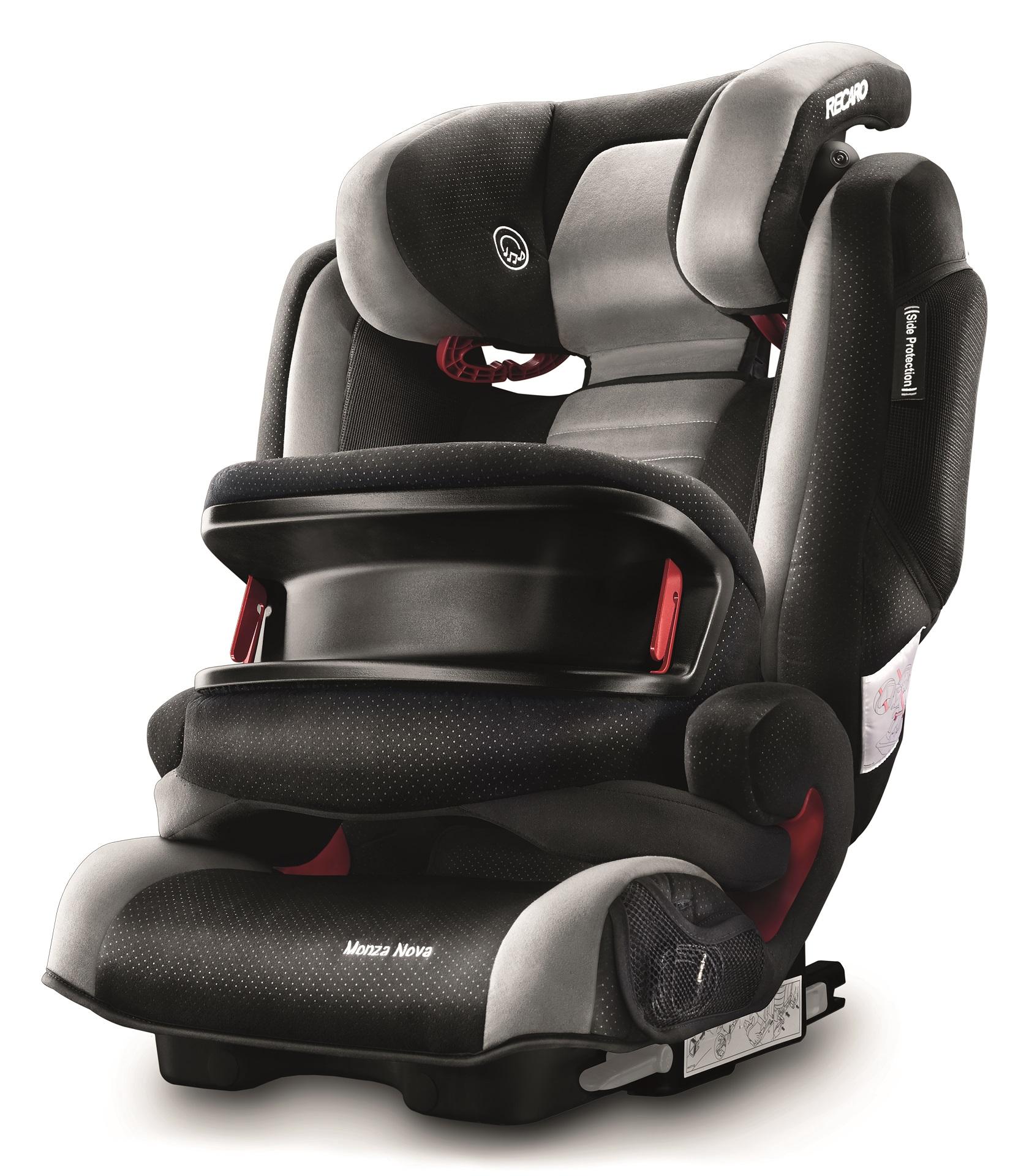 Recaro silla de coche monza nova is seatfix 2016 graphite - Recaro silla coche ...
