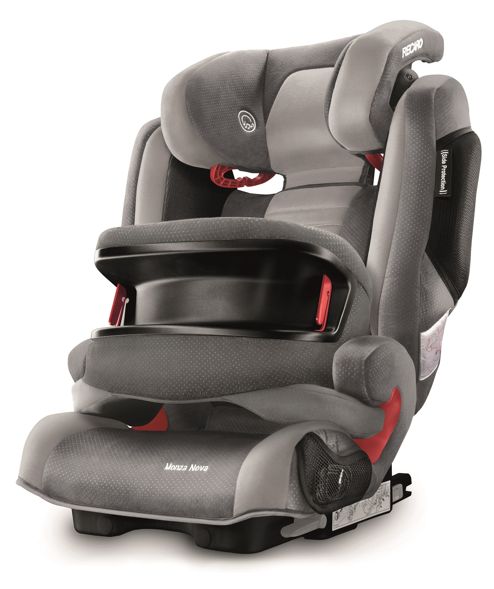 Si ge enfant monza nova is seatfix par recaro acheter for Siege enfant