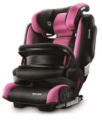 Recaro Child car seat Monza Nova IS Seatfix -  The Recaro Monza Nova Seatfix IS offers your sunshine from about 9 months perfect protection and the best comfort