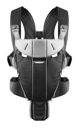 Baby Björn Baby carrier Miracle -  The BabyBjörn Baby Carrier Miracle is ideally located in the familiarization phase of mummy's tummy into our exciting world.