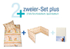 Zöllner bed set - Two Set Plus African Dreams Natur 2014 - 大图像 1