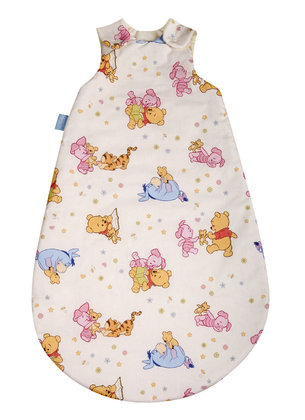 Zöllner cuddle-sleeping bag Disney Stylished Pooh 2014 - large image