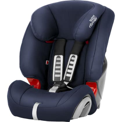Britax Römer Kindersitz Evolva 1-2-3 Moonlight Blue 2019 - Großbild