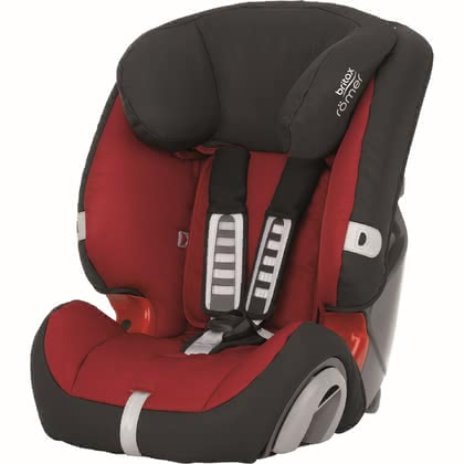 BritaxRömer Child car seat Evolva 1-2-3 Trendline Chili Pepper 2016 - large image
