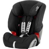 BritaxRömer Child car seat Evolva 1-2-3 Trendline -  The Britax RÖMER Evolva 1-2-3 2014 grows with your child and offers a long useful life of approx. 11 years