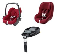 FamilyFix safety concept from Maxi-Cosi - Maxi-Cosi, one of the leading brand manufacturers in the field of child car seats, has created a brand new generation of child car seats with that safety...