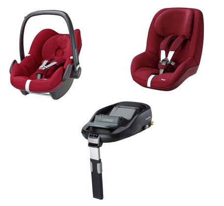 FamilyFix safety concept from Maxi-Cosi Robin Red 2017 - large image