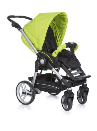 Teutonia BeYou! Active & Dynamic + Comfort Plus Tragetasche 4960_Fresh Green 2013 - Großbild