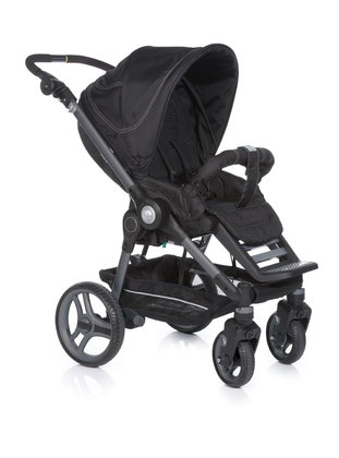 Teutonia BeYou! Active & Dynamic + Comfort Plus Tragetasche 4970_Black Motion 2013 - Großbild