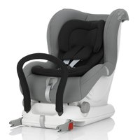 Britax Römer Child car seat Max-Fix II - The Reboarder Max-Fix by the brand manufacturer Römer ensures complete security for your sweetheart and is suitable from birth up to a weight of 18kg<