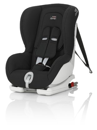 Britax Römer Child car seat Versafix Cosmos Black 2017 - large image