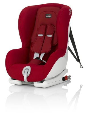 Britax Römer Child car seat Versafix -  The Römer child car seat Versafix offers three mounting options and your sweetheart optimum safety