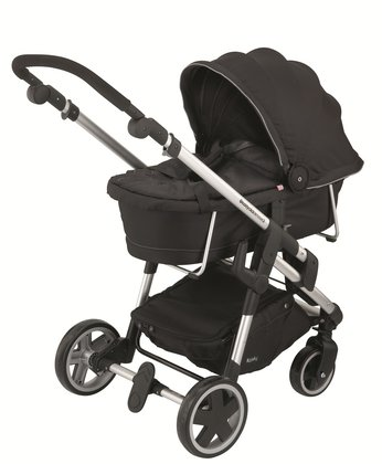 Kiddy Babywanne für click´n move 3 Racing Black 2016 - Großbild