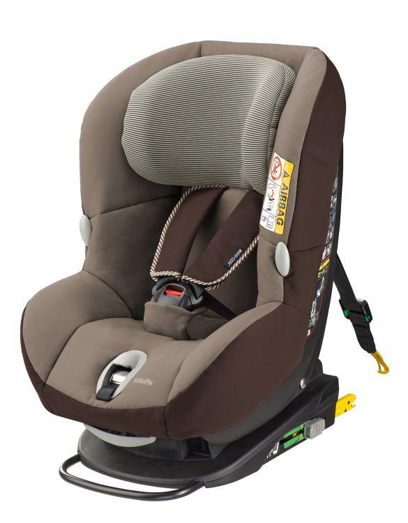 silla de coche maxi cosi milofix 2017 earth brown comprar en kidsroom sillas de coche. Black Bedroom Furniture Sets. Home Design Ideas