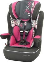 Osann Child car seat i-max SP -  The Osann child car seat i-max SP offers your sweetheart a long period of use, lots of comfort and safety