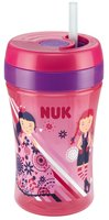 NUK Easy Learning CUP FUN - The NUK Easy Learning CUP FUN is durable, non-spill, equipped with a high-class drinking straw and suitable for your sunshine from 18 months