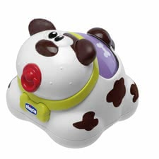 Chicco Push 'n Go puppy Toby -  The perfect first pet for your little sunshine - the push n´go puppy Toby by Chicco.