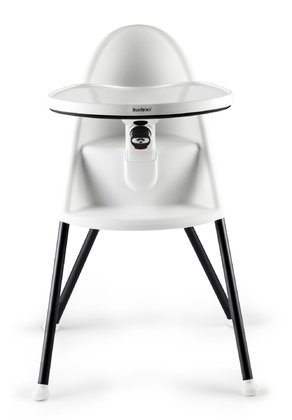 BabyBjörn highchair -  With the Baby Björn high chair, your little darling is safe and convenient to participate in every meal.