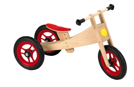Geuther 2-in-1 bike -  Your little sweetheart will be impressed by the 2 in 1 bike from the house Geuther.