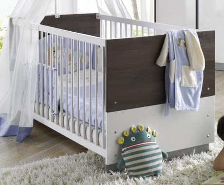Geuther baby-cot Bardolino 2014 - large image