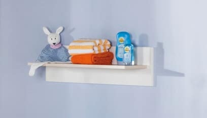 Geuther wall shelf Bocaccio 2014 - 大圖像
