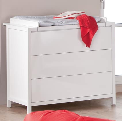 Geuther baby changing table Claire 2013 - Imagen grande