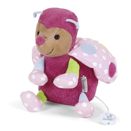 Sterntaler Musical toy M - The Sterntaler lullaby cuddly toy is cozy soft and becomes quickly to the favorite cuddly toy of your sweetheart.