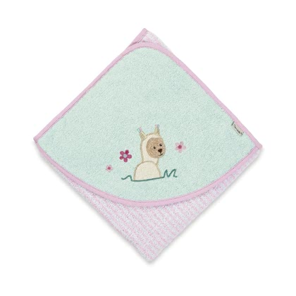 Полотенце с капюшоном Sterntaler -  * The Sterntaler hooded towel is ideal for the bath of your sweetheart and is available in two different sizes