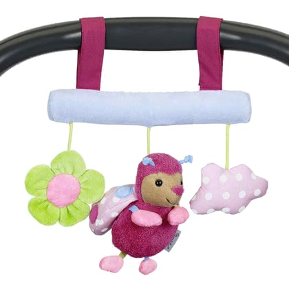 Sterntaler Hanging toy -  The Sterntaler toys for hanging is suitable for any baby car seat or cot and provides lots of entertainment