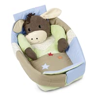 Sterntaler Snuggle Nest - The cuddly nest by manufacturer Sterntaler provides your little treasure an especially snuggly and cozy place to feeling well.