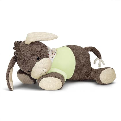 Sterntaler Sleep-tight toy -  With the help of Sterntaler Sleep Well-figure is the transition from the womb to the outside world easier for your little favorite