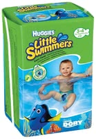 Swim diapers, size 3/4 - When your little Darling becomes the wading, swimming nappies are the right choice.
