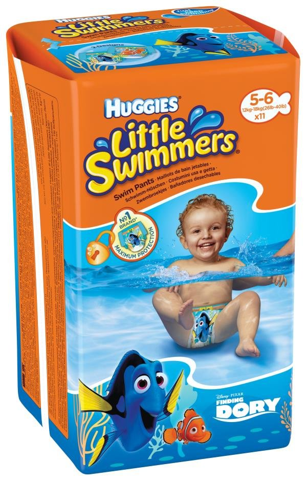 huggies couches pour piscine taille 5 6 acheter sur kidsroom soin b b. Black Bedroom Furniture Sets. Home Design Ideas