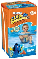 Swim diapers, size 5/6 - When your little Darling becomes the wading, swimming nappies are the right choice.