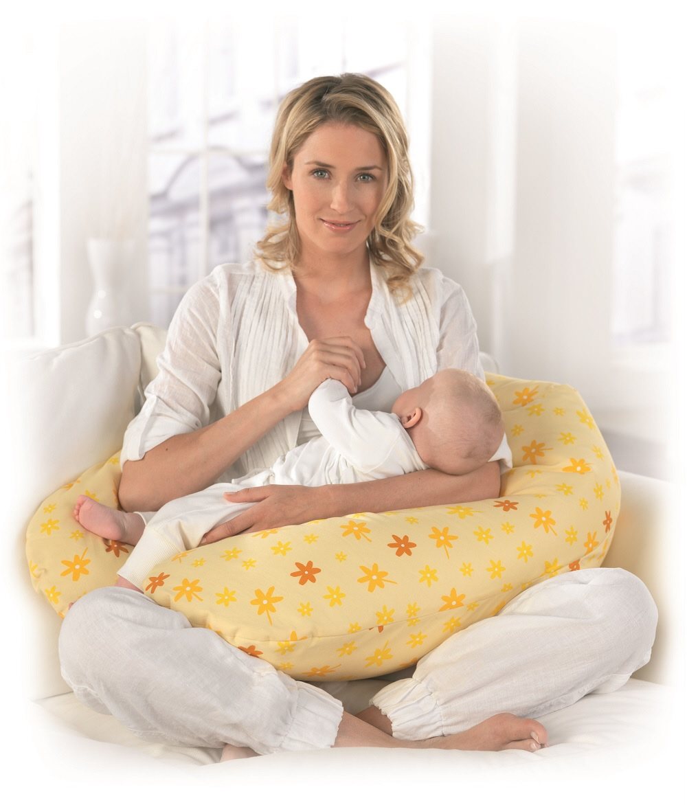 Theraline nursing pillow with appliqué 2015 Esel akazie ...